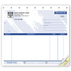 Invoices - Small Unlined