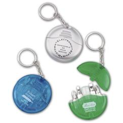 Mini Toolset with Key Chain
