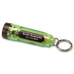 Mini Flashlight w/ Key Ring