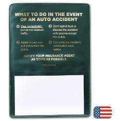 Registration Card Holders