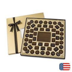 Milk Chocolate Truffle Gift Box - 24 oz