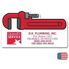 Plumber's Wrench Magnet, 108864