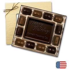 8 oz Dark Chocolate Automotive Truffle