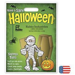 OBS 11 x 15 Halloween Full Color Bag