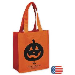 OBS Halloween Handle Tote 8 x 5 x 10