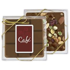 Chunky Gourmet Chocolate Bars