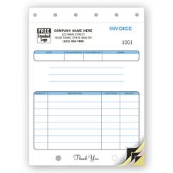 Classic, Compact Invoices