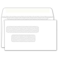 Double Window Envelope - Personal Check