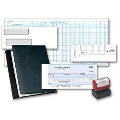 Personal Size Accounting Starter System Plus