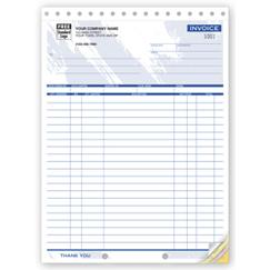 Shipping Invoices - Large