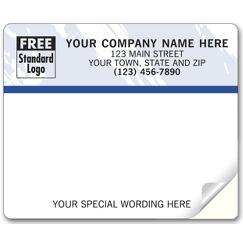 Mailing Labels, Laser, Colors Design