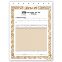 Appraisal Form - Jewelry Appraisal Forms