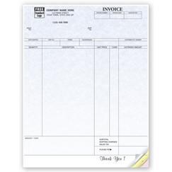 Invoices, Laser, Parchment - Form Magic Compatible