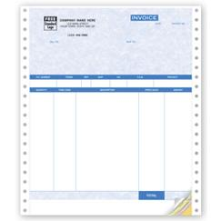 Product Invoices, Continuous, Parchment, Packing List - Quickbooks Compatible