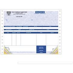 Continuous Inv Invoice Parchment