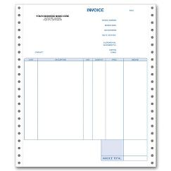 Continuous Invoice