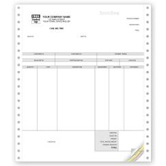 Product Invoices, Continuous, Classic