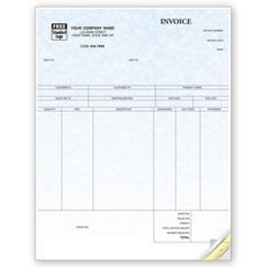 Product Invoices, Laser, Parchment