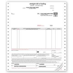 Bills of Lading, Continuous