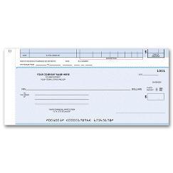 Payroll/Cash Disbursement Top Check