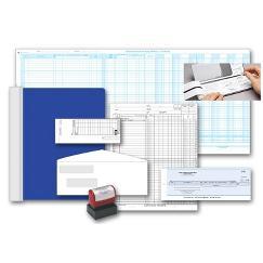 Combo Payroll and Disbursement Starter System Plus