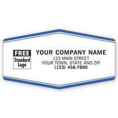 Tuff Shield Laminated Paper Label