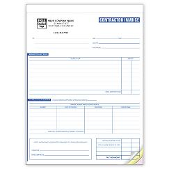 Contractor Invoices - Classic, 253