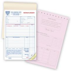 Garage Repair Orders, Booked, 2545