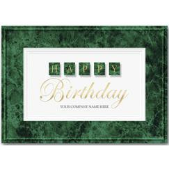 Carved In Stone Birthday Cards