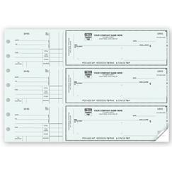 3 To a Page - Window Envelope Check