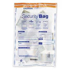 All Clear Single Pocket Deposit Bag 15 x 20