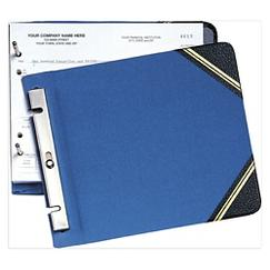 Two-Post Binder for Voucher Checks