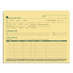 Employee Folder, Standard