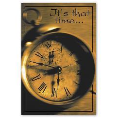 Postcard, It's That Time