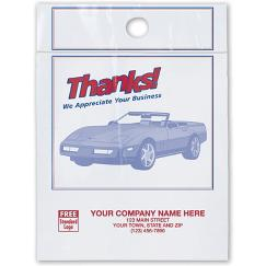 Litterbag, Thanks! - 9 x 12