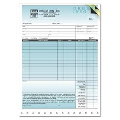 Photography Invoice with Envelope - Large Sales Orders