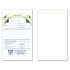 Repair Orders, Jewelry, Classic Design, Envelope