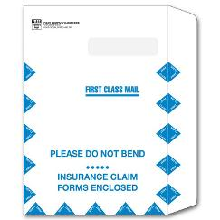 Large Claim Form Mailing Envelope, 787