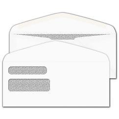 Double Window Confidential Envelope