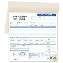 Road Service Book, AUT2527