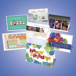 Assortment Set of 50 Birthday Cards