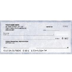 Personal Check  - Platinum, C711