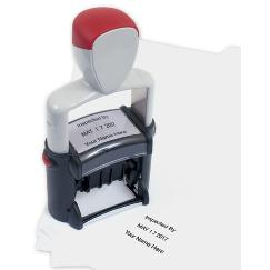 Metal Dater Stamp - Self-Inking