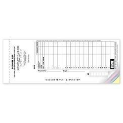 30-Line Booked Deposit Slips, DEP002