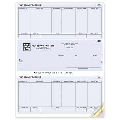 Laser Middle Checks, Accounts Payable, Sage 50 Peachtree Compatible