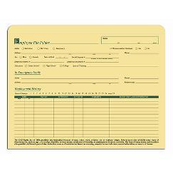 Employee Folder, Standard, EEF01