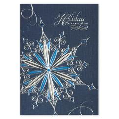 Crystal Pirouette Holiday Cards, H14636