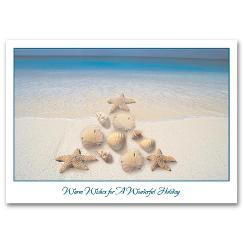 Discount Christmas Cards - Festive Shoreline