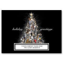 Business Christmas Cards - Tool Tree