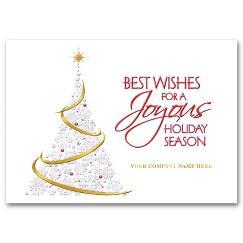 Wishing Tree Holiday Card